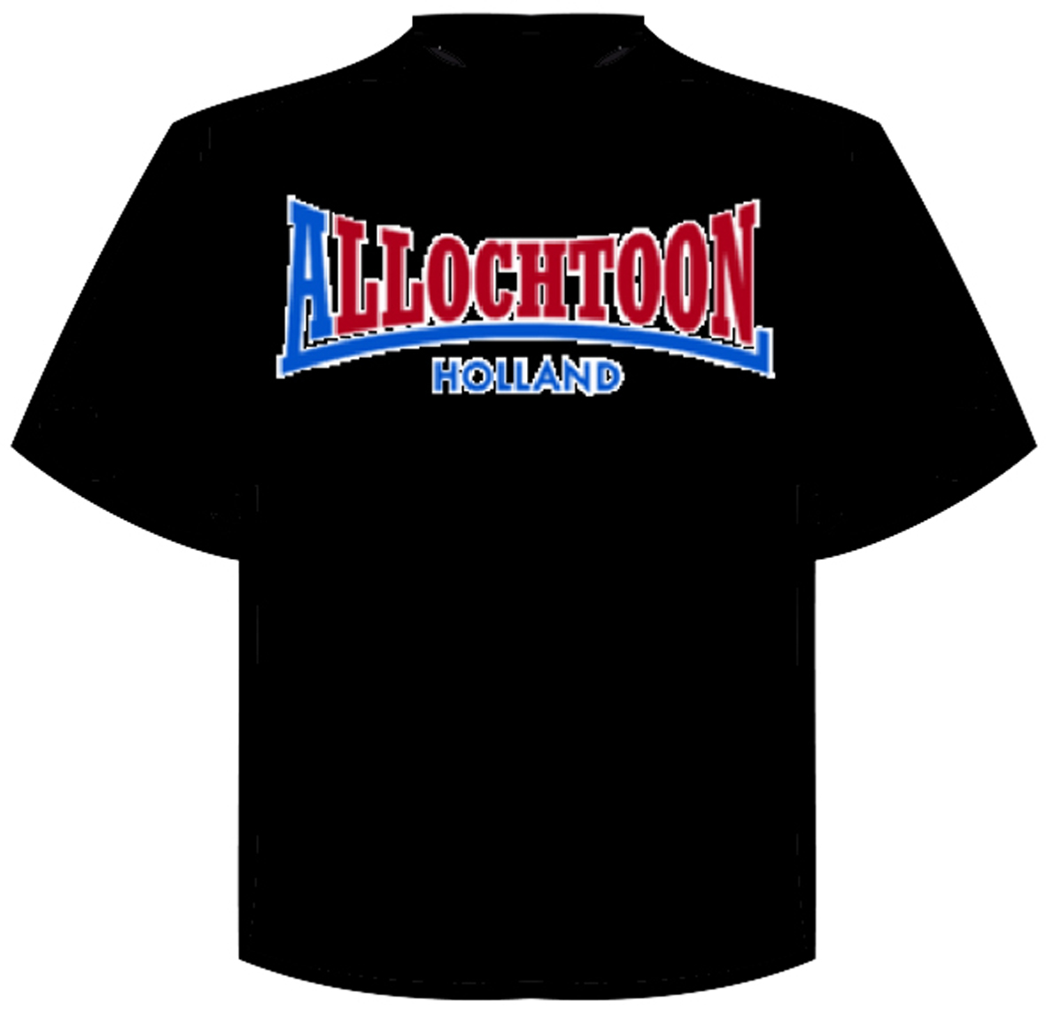 "T-Shirt ""allochtoon"""